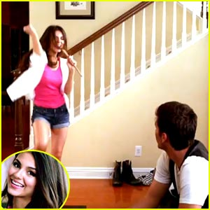 Victoria Justice: 'Best Friend's Brother' Video!