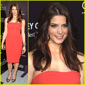 Ashley Greene: Butterfly Ball Beautiful