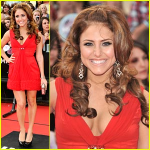 Cassie Scerbo - MMVA Awards 2011