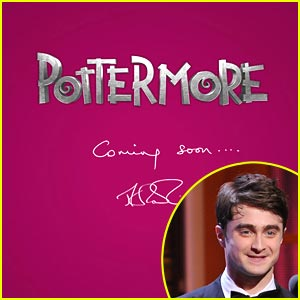 Daniel Radcliffe: What Is Pottermore?