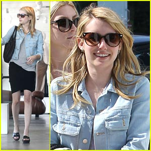 Emma Roberts: 'Scream 5' On The Way?