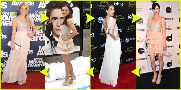 Fashion Faceoff: Alice + Olivia 'Marianna' Dress