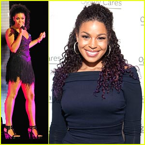 Jordin Sparks: Ogilvy Cares Cancer Gala