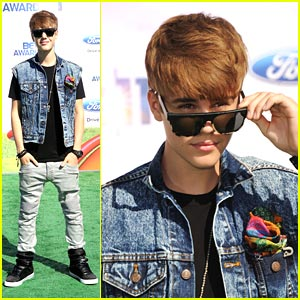 Justin Bieber -- BET Awards 2011