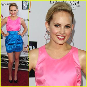 Meaghan Martin Isn't 'Afraid of the Dark'