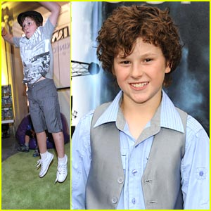 Nolan Gould: 'Super 8' &#038; Kidstock Events!