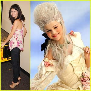 Marie Antoinette? Nope, That's Just Selena Gomez