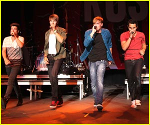 Big Time Rush: Costa Mesa Men!
