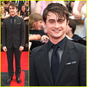 Daniel Radcliffe: 'My Children Are Fantastic!'