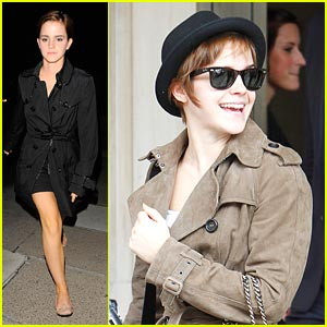 Emma Watson To Fans: I Owe You An Update!