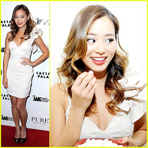 Jamie Chung is Pure Pretty