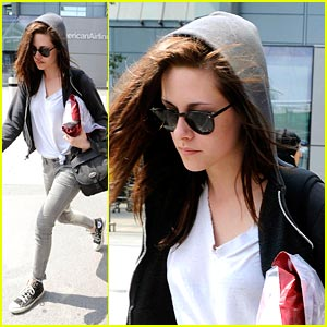 Kristen Stewart: Snow White in London!