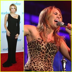 Miley Cyrus: So The World Can Hear Gala