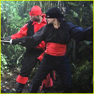 Mitchel Musso & Doc Shaw are the Kings of Thieves