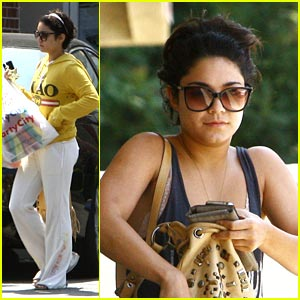 Vanessa Hudgens: Party City Pretty