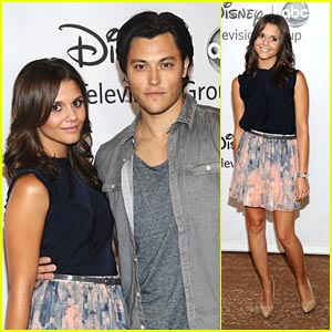Who is blair redford dating in real life