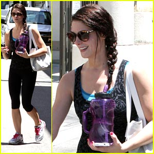 Ashley Greene: 'Breaking Dawn' Wedding Felt 'Real'