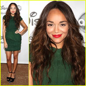 Ashley Madekwe: Burberry Beauty