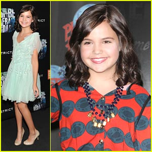 Bailee Madison: 'Don't Be Afraid of the Dark' Premiere