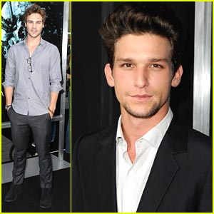 Daren Kagasoff & Grey Damon Find the 'Final Destination'