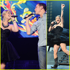 Scotty McCreery &#038; Lauren Alaina: 'American Idols Live!' Tour