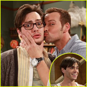 Matt & Andy Lawrence on 'Melissa & Joey' -- FIRST LOOK!