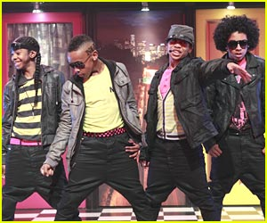 Mindless Behavior on 'So Random' -- FIRST LOOK!