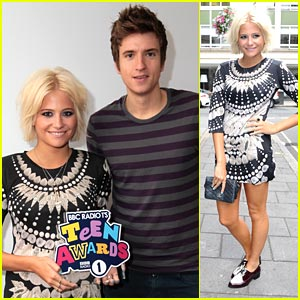Pixie Lott: BBC Radio 1's Teen Awards Launch!