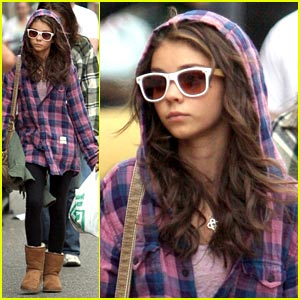 Sarah Hyland: Harry Potter Geek!