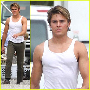Zac Efron: 'Paperboy' Pumped