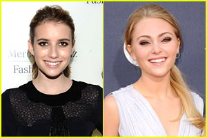 AnnaSophia Robb & Emma Roberts are 'Anything But Ordinary'