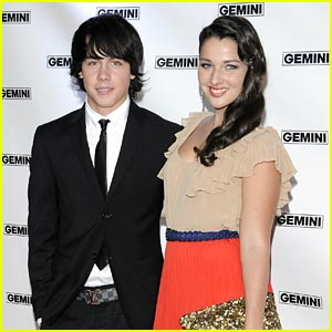 Annie Clark &#038; Munro Chambers: Gemini Awards 2011
