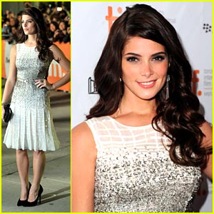Ashley Greene is 'Olivia Twisted'