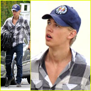 Austin Butler: Monday Morning Homecoming