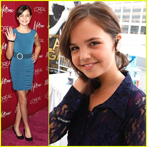 Bailee Madison: Power of Women Luncheon