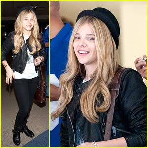 Chloe Moretz: Isabelle Is a Lot More Innocent than Luli