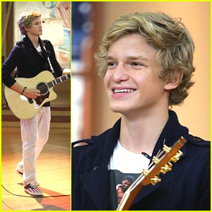 Cody Simpson: My Accent Is My Biggest Advantage with Girls