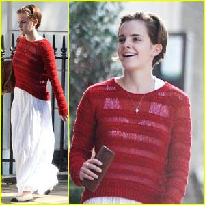 Emma Watson: Tresor Midnight Rose Commercial!