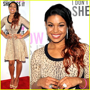 Jordin Sparks: 'Don't Know How She Does It' Premiere!