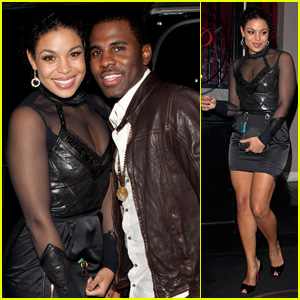 Jordin Sparks: Dinner Date With Jason Derulo!