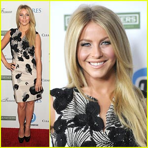 Julianne Hough: I Don't Want To Choose!