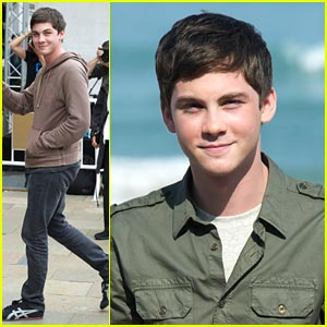 Logan Lerman: San Sebastian Film Festival 2011