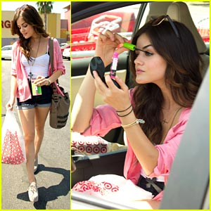 Lucy Hale Teases 'Pretty Little Halloween' Episode