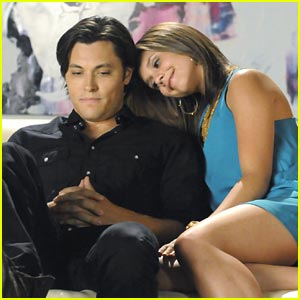 Alexandra Chando & Blair Redford Play 'Never Have I Ever'