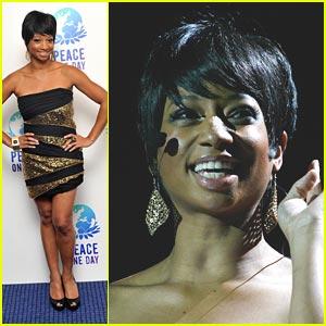 Monique Coleman: Peace Day 2011!