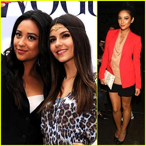 Shay Mitchell Loves 'Irish Spring's Scent
