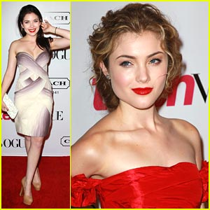 Skyler Samuels: Teen Vogue Young Hollywood Party with Grace & Grey!