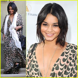 Vanessa Hudgens: Sunday Night Out with Stella!