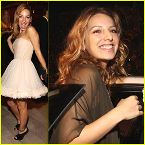 Vanessa Lengies: Pre-Emmy Party Perfect