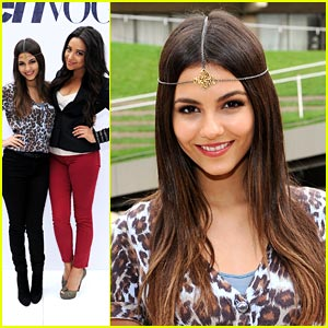 Victoria Justice: Declare Your Denim!